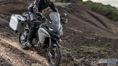 Ducati Multistrada 1200 Enduro chega ao mercado brasileiro
