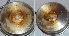 Средство для очистки кухонной утвари