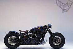 yamaha v-star 1100 bobber - bikerMetric
