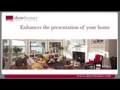 Whether your house is on the market for sale or just needs a more stylish fresh look, Showhomes offers a wide variety of services that can be personalized an. Home Staging, Presentation, News, Outdoor Decor, Design, Design Comics, Staging