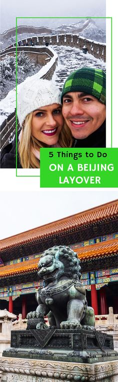 5 Amazing things to do on your trip to Beijing, China.