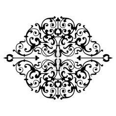 Victorian Design dover victorian ornaments designs | victorian design | pinterest