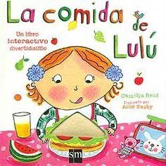 A Lulú le gusta mucho comer pero, ¿sabes cuál es su comida  favorita?Un libro que incluye un babero con velcro para abrir y cerrar,  miel p...