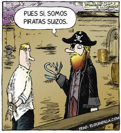 Piratas Suizos