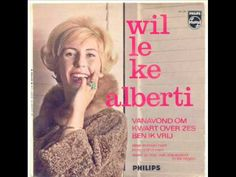 WILLEKE ALBERTI - Weet je nog wel die avond in de regen .wmv