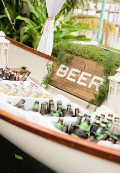 Hochzeitsfeier Ideen hochzeitsdeko selber machen getränke