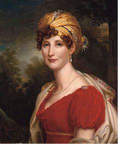 Francois Pascal Simon, Baron Gerard (1770 — 1837)