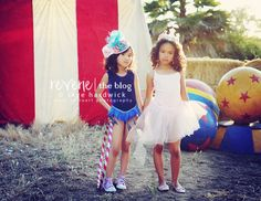 Vintage Circus by Skye Hardwick @ the Reverie Inspiration Blog http://www.reveriemine.com #reverie