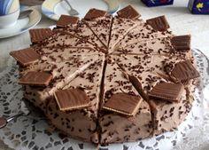 Schokoladentorte #Ostern #Schokolade #Torte