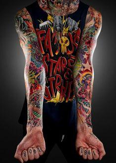 tattoo sleeve ideas for men