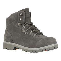 Men's Lugz Pine Ridge WR Boot /Grey Thermabuck