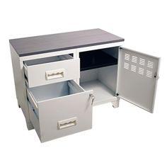 1000 images about bureau on pinterest ikea kallax - Ikea meuble bureau rangement ...