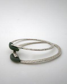 Contemporary New Zealand Greenstone Jewellery