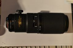 Micro-Nikkor 200mm ƒ 4 ED-IF 1 | by THE Holy Hand Grenade!