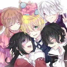 Anime: Pandora hearts