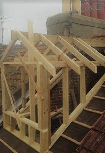 Pitch roof dormer built in Brighton by Jackson Lof. - Pitch roof dormer built in Brighton by Jackson Lof. Dormer Roof, Shed Dormer, Dormer Windows, Roof Design, House Design, Framing Construction, Roofing Options, Residential Roofing, Roof Structure