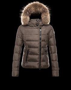e6a600c491e 2013 New! Moncler Bryone Down Jacket For Women Dark Green Ski Fashion