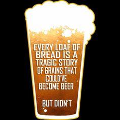 Craft Beer Proverb