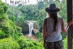Tegenungan Waterfall - A guide to Ubud Bali