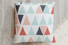Little Pyramids by Stylisti at minted.com