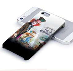 FREE SHIPPING 3D Case | Alice in wonderland New