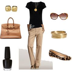 Love the animal print shoes with this outfit. Style Casual, Casual Work Outfits, Business Casual Outfits, Mode Outfits, Work Casual, Fashion Outfits, My Style, Womens Fashion, Work Attire