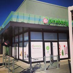 "@pinkberrycanada's photo: ""Aaaaaaallllllllmost ready #Abbotsford! #pinkberry #grandopening #froyo #excited """