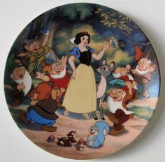 Knowles Disney Treasured Moments Snow White Collectors Plate no box no coa & US $12.99 Used in Collectibles Decorative Collectibles Decorative ...
