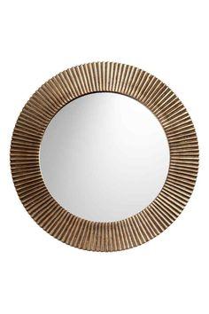 Большое зеркало - Золотой - HOME | H&M RU 1