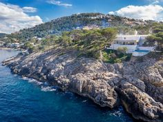 €14m Unique and rare first sea line property in Port Andratx Engel & Völkers Property Details | W-01VDHF - ( Spain, Mallorca, Andratx.