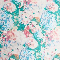 Luxury Wallcoverings and Print Design Hydrangeas, Print Design, Blues, Pearls, Studio, Paper, Pink, Collection, Instagram