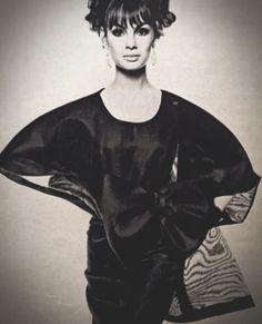 Jean Shrimpton, 1960s