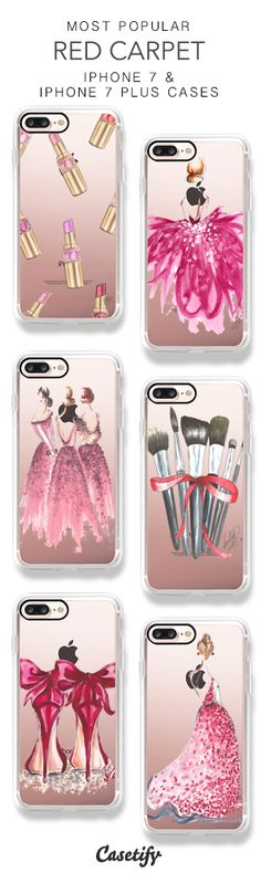 Most Popular Red Carpet iPhone 7 Cases & iPhone 7 Plus Cases here > https://www.casetify.com/zh_HK/collections/red_carpet_glam#/