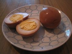 shoyu tamago hard boiled eggs simmered in soy sauce more eggs ...