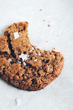 Almond butter cookies #vegan