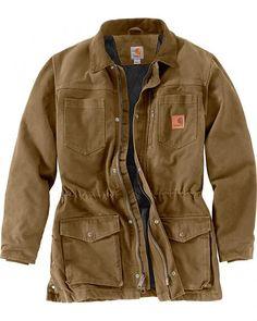 Carhartt Men's Canyon Ranch Coat