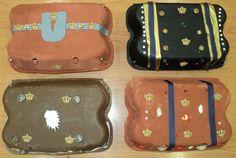 Truhlice na odměny a mince pro posádky - skupinová práce Suitcase, Pattern, Bags, Handbags, Patterns, Model, Briefcase, Bag, Totes