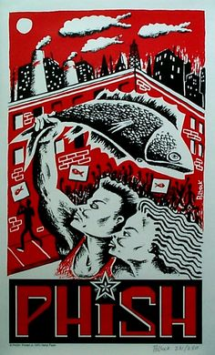 "Fish power pollack phish | Power"" Pollock 1995"