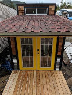 Tiny House, Building A House, Outdoor Decor, Home Decor, Homemade Home Decor, Tiny Houses, Decoration Home, Interior Decorating