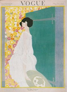 Vogue Cover - Mei 1920