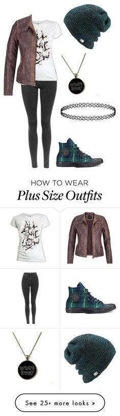 """""""Untitled #279"""" by gibbgibb on Polyvore featuring Converse, Coal and maurices"""
