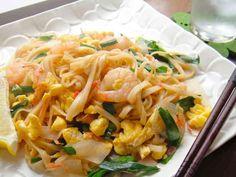 タイ料理★うどん乾麺でお手軽パッタイの画像