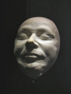 Imperial War Museum, London - Death Mask of Heinrich Himmler by DanieVDM; (Heinrich Himmler, 1900-1945).