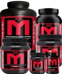 MTS Nutrition Militia Stack