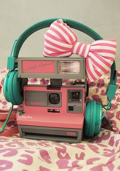 This summer listen to good music and take lots of pictures to remember all the good times :)