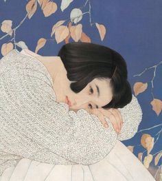 Kai Fine Art is an art website, shows painting and illustration works all over the world. Japanese Painting, Japanese Art, Kunst Online, Illustrations, Illustration Art, Art Asiatique, Guache, Chinese Art, Figurative Art