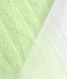 Mint Green Tulle Fabric : Image 2