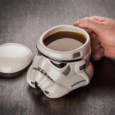 Stormtrooper Porcelain Mug //Price: $27.99 & FREE Shipping //     #starwars #starwarsnerd #starwarsgeek #jedicrazy #jedi #theforce #skywalker