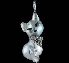 ANIMALS HIGH JEWELLERY PENDANT