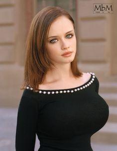 Lana boobs redhead blog